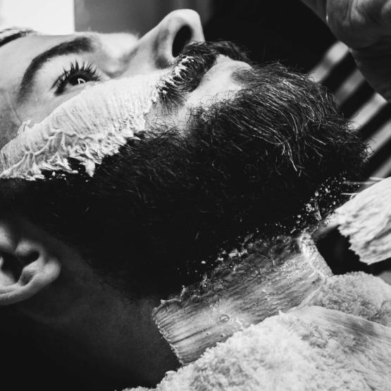 Shave barber
