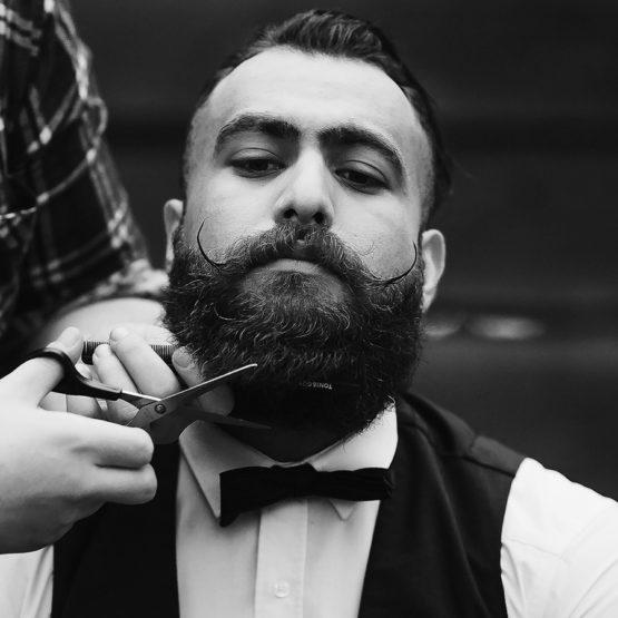 Tailles de barbe